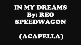 IN MY DREAMS (ACAPELLA COVER)