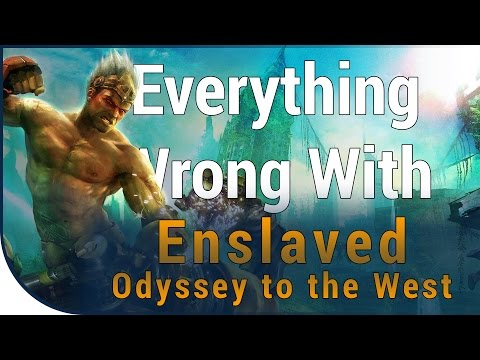 GAME SINS   Everything Wrong With Enslaved: Odyssey To The West In Fifteen Minutes