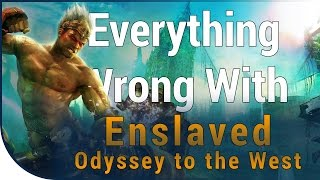 GAME SINS | Everything Wrong With Enslaved: Odyssey To The West In Fifteen Minutes