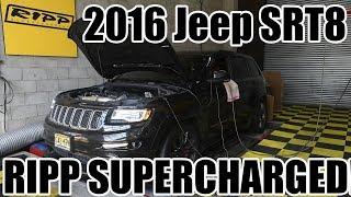 2016 Jeep SRT8 - RIPP Supercharged!