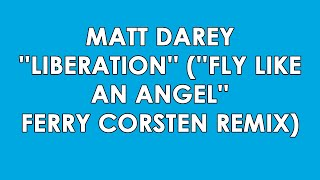 Matt Darey - Liberation - Fly like An Angel (Remix)