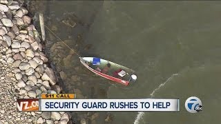 911 calls released in water rescue