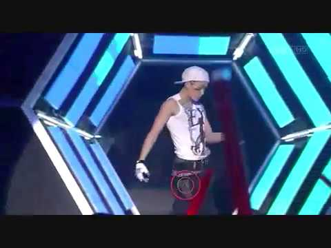 Big Bang, DBSK, 2PM, Shinee, Suju - Star Wars - Dance Battle @ Gayo Festival.mp4