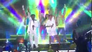 Dr. Alban feat. Jessica Folcker - Around the World - Melodifestivalen 2014