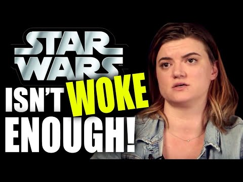 DISNEY HIRES NEW SAVIOR FOR ALL NEW FEMALE-FOCUSED STAR WARS! YAY....