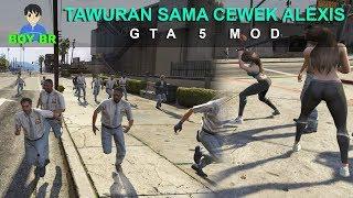 TAWURAN PELAJAR SMA - GTA 5 MOD INDONESIA