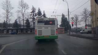 . Москва-Hyundai Solaris-Первомайская-Щелковская(, 2017-03-19T11:38:56.000Z)