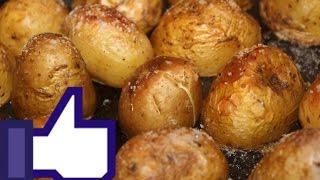 Как запечь картошку в костре под сковородой/Пионерский способ
