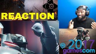 Destiny 2 - Official Launch Trailer - Reaction