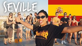 Budget Backpacker's Guide to Seville 🇪🇸 Spain Travel Guide