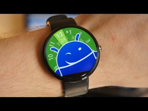 Create custom watch faces with Facer for Android Wear