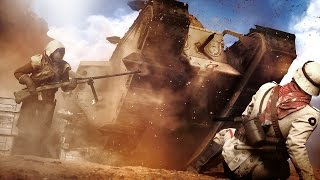 "BATTLEFIELD 1 - Campaign Teaser -  Lawrence of Arabia ""Nothing Is Written"""