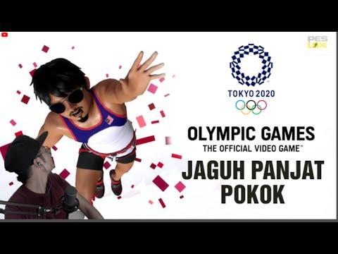 Jaguh Panjat Olympic TOKYO