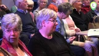 Uitreiking cultuurprijs bij de Talter in Oldebroek 2016