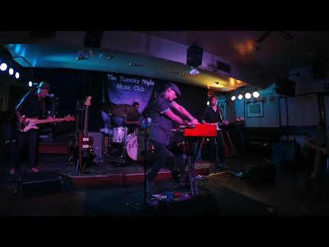 Greg Coulson Band - Tuesday Night Music Club - 24/07/18 (Full gig)