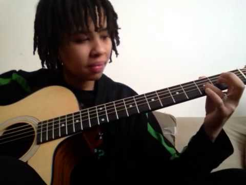 Ready for Love-India Arie Guitar Cover