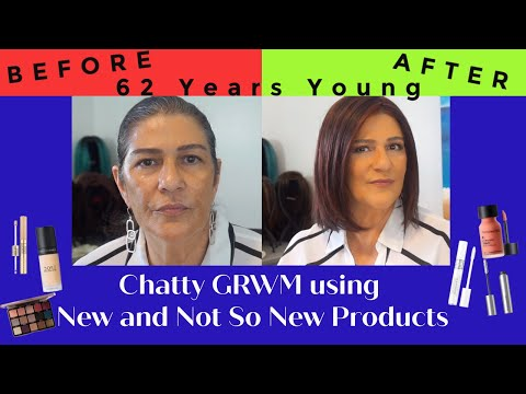 CHATTY GRWM~NEW & NOT SO NEW TO ME PRODUCTS~ MY YOUTUBE MISTAKES, BRAND I DON'T USE, YOUTUBE REWARDS from YouTube · Duration:  20 minutes 50 seconds