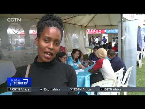 Several companies take part in recruitment drive in Kenya