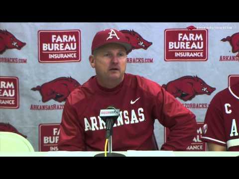 Van Horn, Spoon Post Game - South Alabama 03-01-14