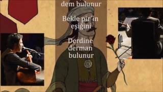 Hüseyin & Ali Rıza Albayrak - Derviş Baba (Şâh Hatâî Dinletisi - EKİM 2016)