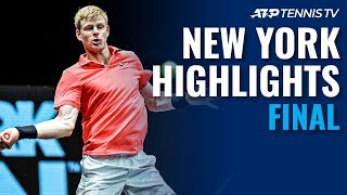 Kyle Edmund beats Andreas Seppi for Second ATP Title! | New York 2020 Final Highlights