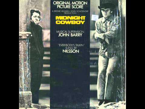 Midnight Cowboy Soundtrack- Main Theme