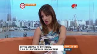 Buen día Uruguay - Sistema Nacional de Inteligencia 09 de Enero de 2017