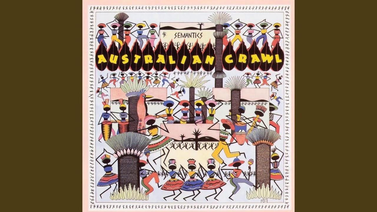 Australian Crawl - Lakeside (Re-recorded Version 1983)
