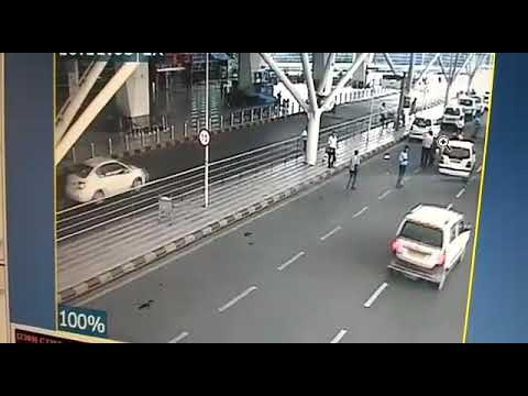 A. Rsf marshal attack in airport a ola cab...