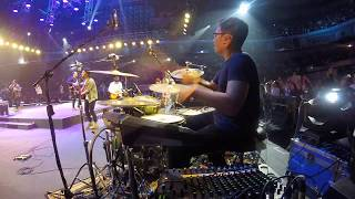 LOST WITHOUT YOU (DRUM CAM) - VICTORY WORSHIP [DAY 3 CELEBRATION]