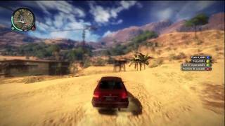 Just Cause 2 Gameplay Xbox 360 HD by Econojeux