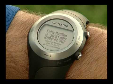 garmin forerunner 405 navigation youtube rh youtube com Garmin 910XT Cadence Garmin Tool
