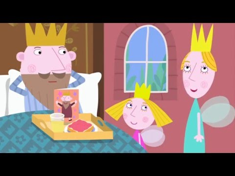 Ben And Holly's Little Kingdom Father's Day Episode 52 Season 2