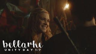 Bellamy & Clarke | 1 • 7 [The 100 1x09] Unity Day