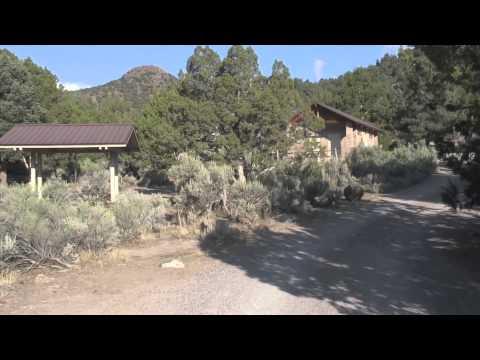 Horsethief Gulch Campground tour, Nevada campground