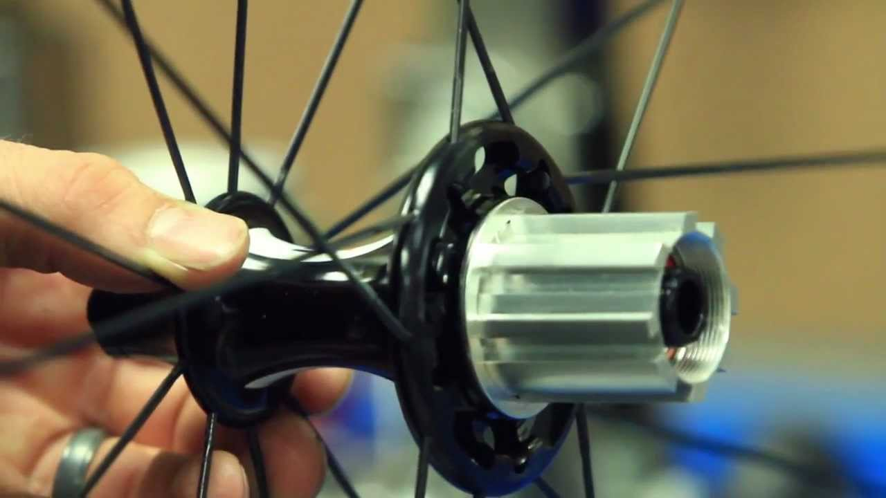 Easton Cycling How To Swap Cassette Bodies Youtube