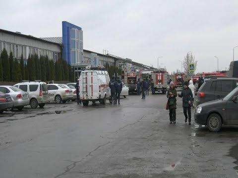"""""""Пожар"""" на Остужевской ярмарке"""