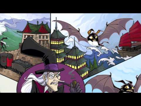 The Legend of Candy Claws - WHOLE BOOK - read by Aurelio Voltaire