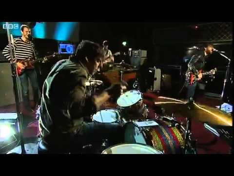 The Black Keys (live) BBC Radio