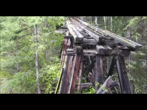 #155 Nickel Plate Mine Railroad To A Mountain Of Gold!