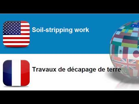 Learn French = Topic = Construction work