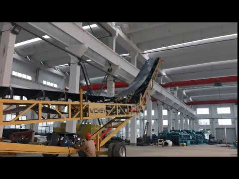 1 Of 5 Unused 2020 Vickwest HYDS8536 36 In. Conveyors For Sale - Orlando, FL Feb 17-22, 2020