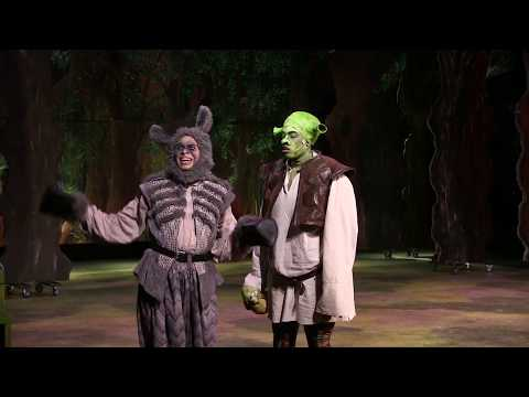 The Travel Song- Shrek The Musical
