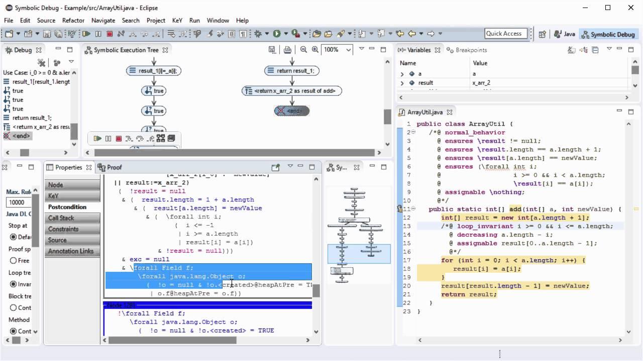 Program Verification – The KeY Project