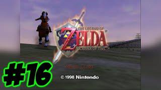 Legend of Zelda: Ocarina of Time (N64) - Végigjátszás 16.rész