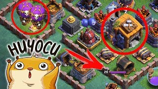 ОБНОВА! 7 БХ, ГІГАНТСЬКА ГАРМАТА, СКЕЛЕТОНОСЕЦ! Clash of Clans