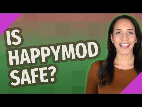 Is HappyMod safe?