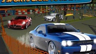 3D Sports Car Driver Simulator - Parking Game HD GamePlay