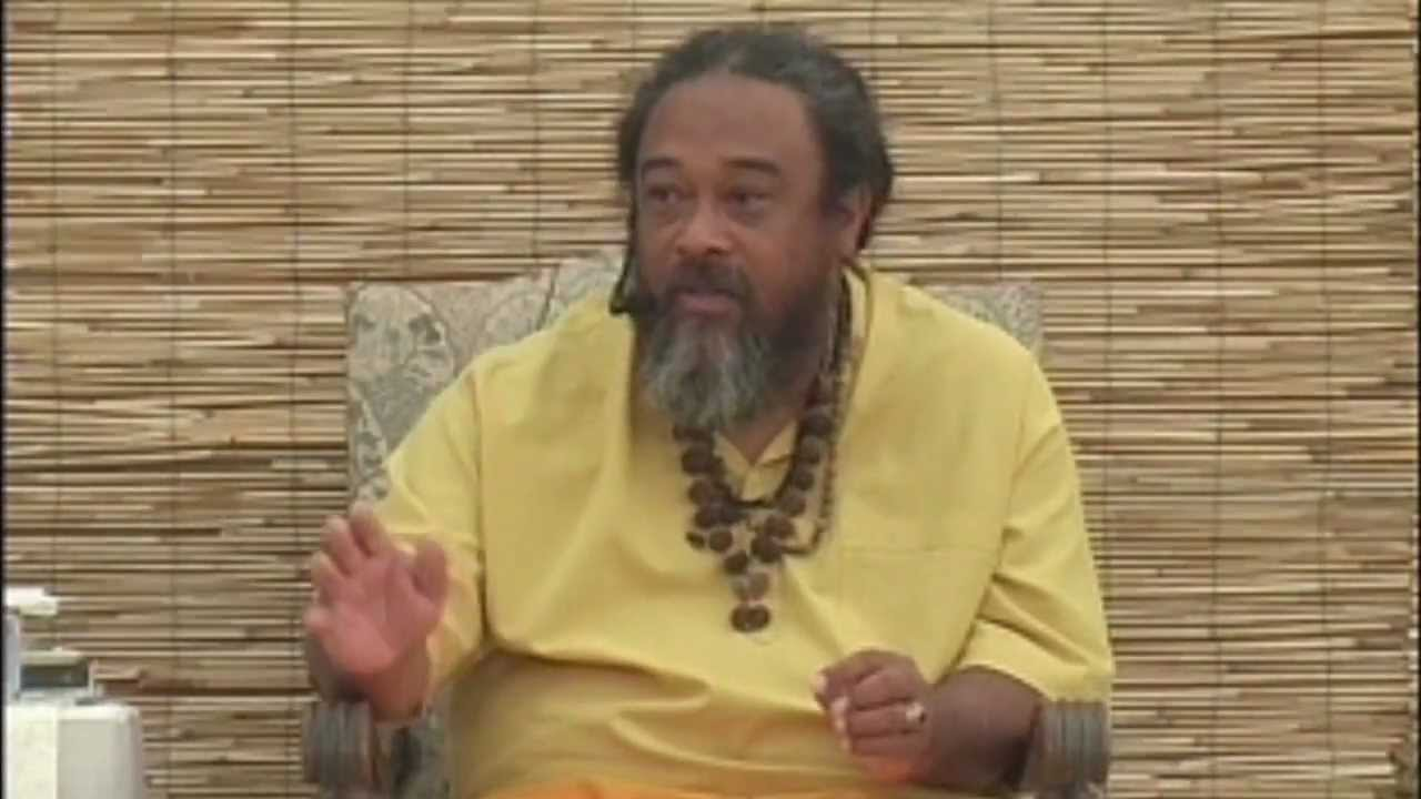 Mooji: Our Natural State - a comtemplative exercise