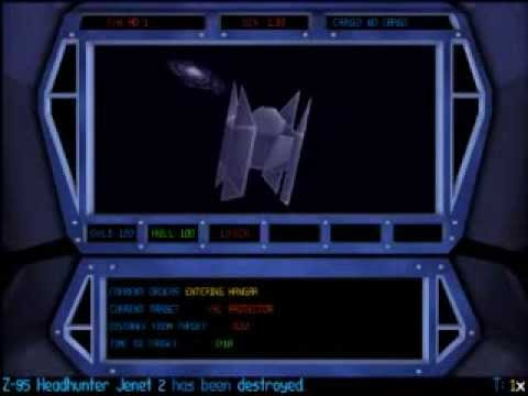 "Star Wars: Tie Fighter: ""Battle 2 Combat 5: Guard Resupply"""